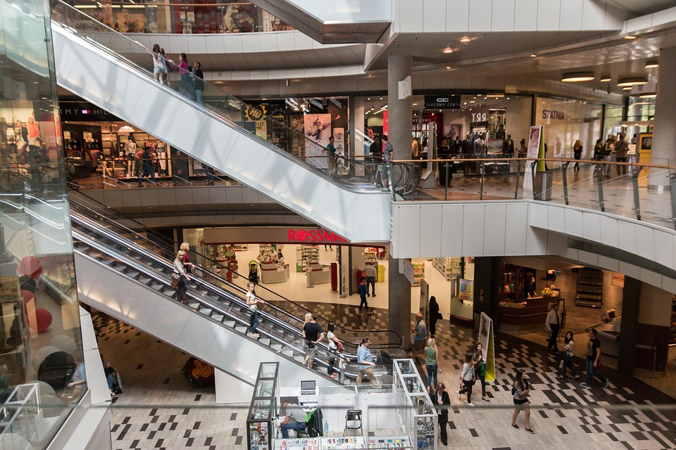 centros comerciales pymes poligonos